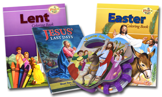 Lent and Easter gifts